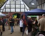 Handwerkermarkt auf dem Trantenrother Hof